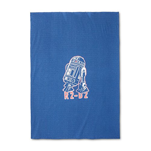 (Star Wars R2-D2 Sweatshirt Blanket)