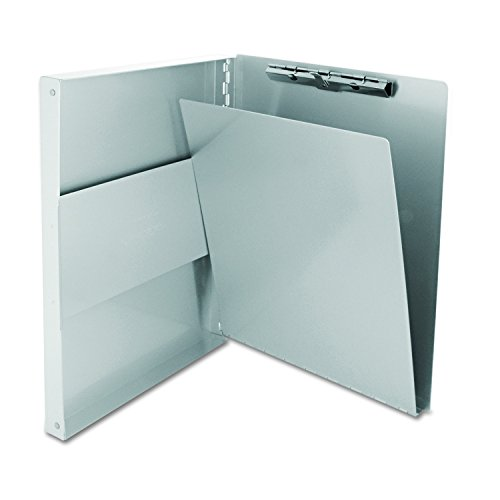Saunders Recycled Aluminum Snapak Form Holder, Letter Size, 9 x 12-Inches ()