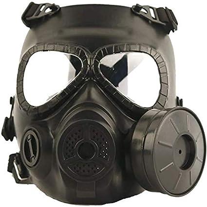 RJJBYY - Máscara de Seguridad Industrial de Gas químico para Disfraces, Unisex, Talla única