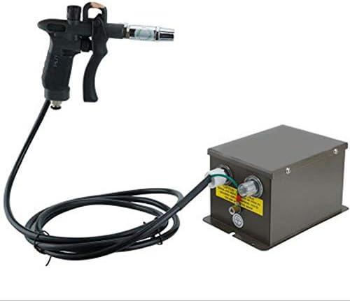 LWQ Antiestático Ionizante Aire De La Pistola Eliminador De Estática, con El Generador De Alto Voltaje De 110V / 220V