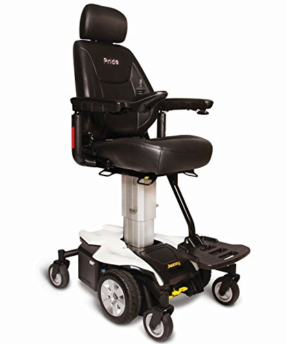 "Pride 'Jazzy Air' Powerchair (with 10"" Power Adjustable Seat Height)"