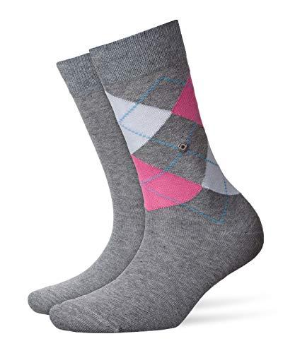 Burlington Damen Socken Everyday - Baumwollmischung, 2 Paar
