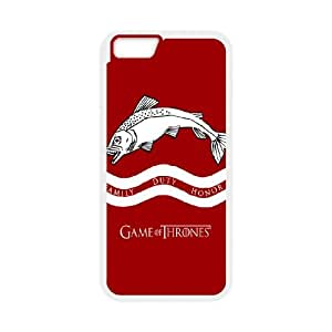 Game of Thrones iPhone 6 4.7 Inch Cell Phone Case White DIY Gift zhm004_0480636
