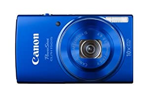 Canon PowerShot ELPH150 IS Digital Camera from CANU9