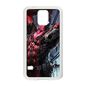 Carnage Samsung Galaxy S5 Cell Phone Case White PQN6053055329835