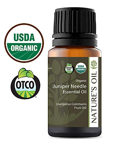 Best Juniper Needle Essential Oil Pure Certified Organic Therapeutic Grade 10ml