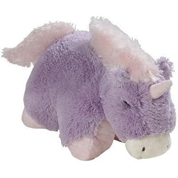 """Amazon.com: My Pillow Pets Lavender Unicorn 18"""": Toys & Games"""