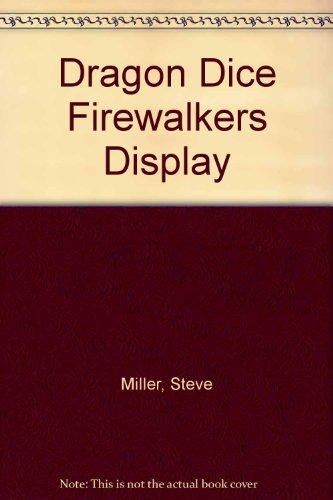 Display Dice (Dragon Dice Firewalkers Display)
