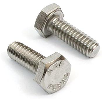 1//4-20 x 1//2-Inch Hard-to-Find Fastener 014973245498 Grade 5 Coarse Hex Cap Screws 100-Piece