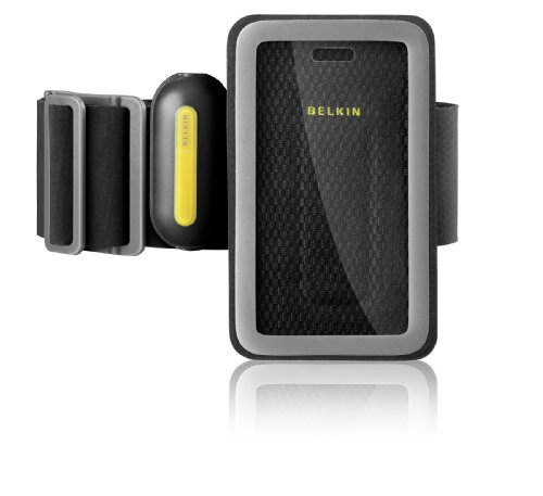 - Belkin Fastfit Armband with Cable Management for iPhone 3G/3GS Black