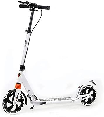 Patinetes Scooters Plegables con Freno de Mano, Regalos de ...