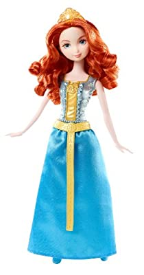 Disney Princess Sparkling Princess Merida Doll