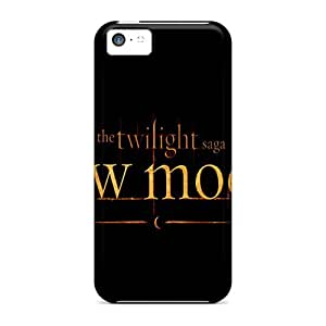 Anti-Scratch Cell-phone Hard Covers For Iphone 5c (omF2006lDqH) Allow Personal Design High-definition Twilight Skin