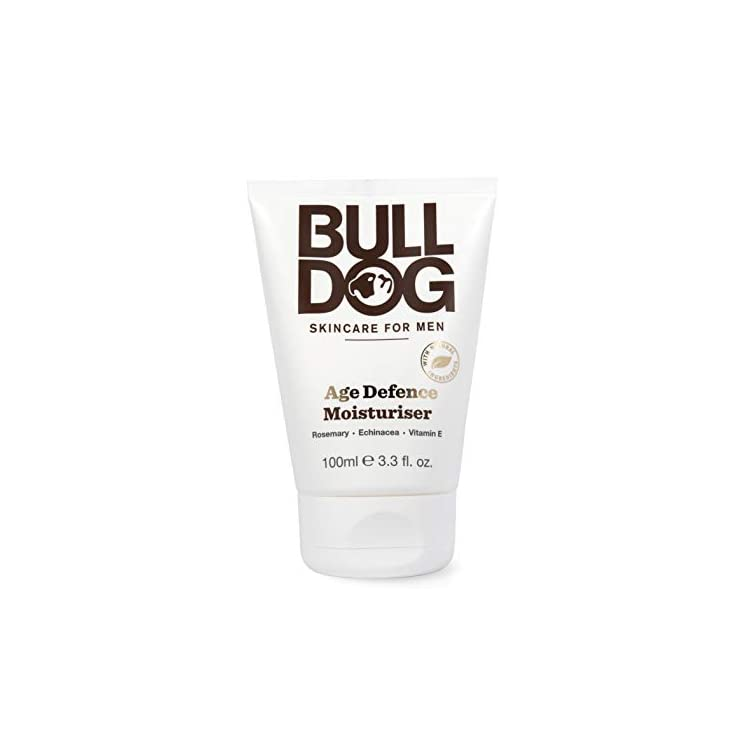 Bulldog Age Defence Moisturiser for Men, 100ml