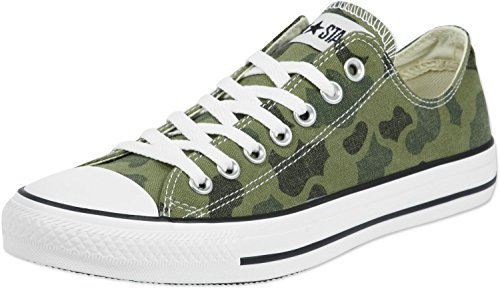 Mandrin Inverse Taylor All Star Saison, Herren-sneaker (camo Olive D'impression)