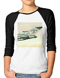 Women Beastie Boys Licensed to Ill Leisure 3/4 Sleeve Raglan Shirt
