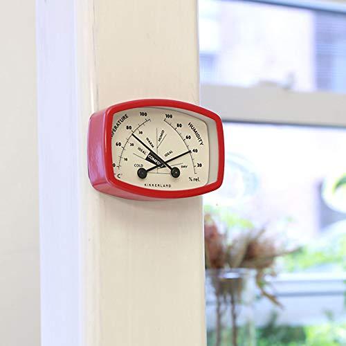 indicateur de confort magn/étique avec thermom/ètre et hygrom/ètre pour un confort optimal