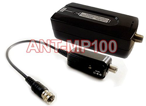 Super HD TV Antenna Reception Range Booster For Digital Analog Air Channels ()