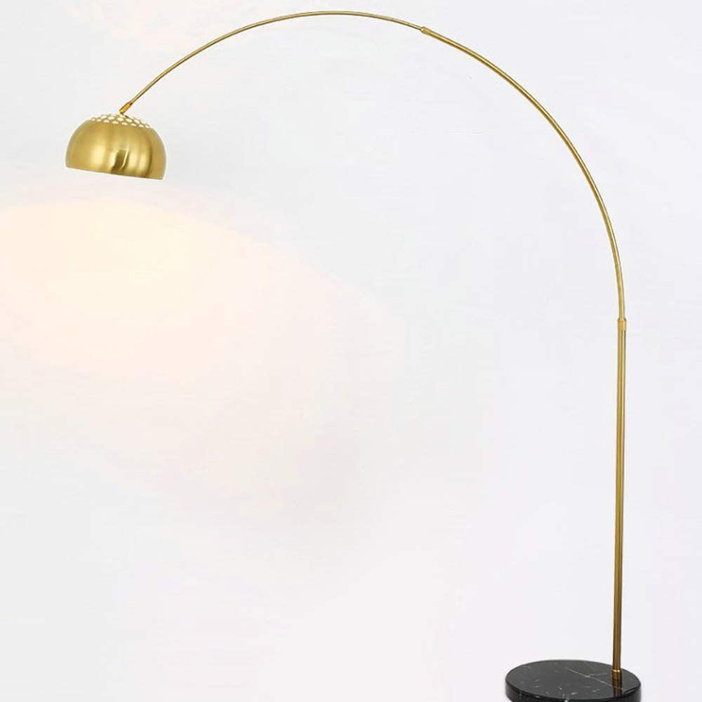 Freett Stehlampe Dimmbar Bogenlampe Hohenverstellbar Standfestem