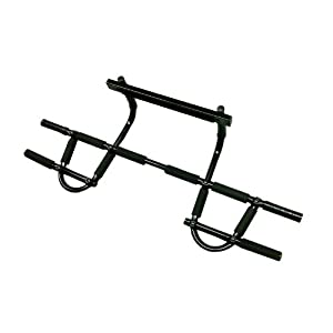 Wacces Portable Gym Doorway Chin up Pull Up Bar perfect for any home exercise program or physical therapy