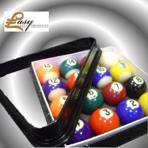 Panorama Gifts - Juego de bolas de billar (rayadas y lisas ...