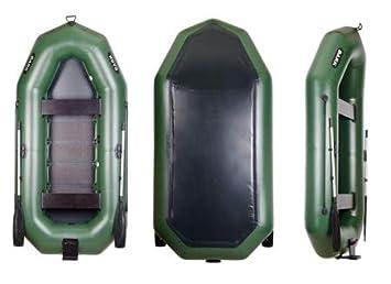 BARK B-300N - Bote Hinchable con Espejo Trasero para Motor con ...