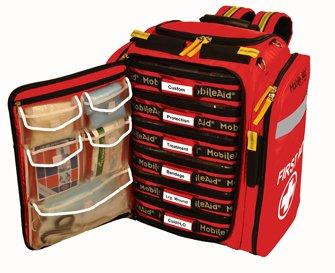 Amazon com: MobileAid First Responder Trauma First Aid Kit