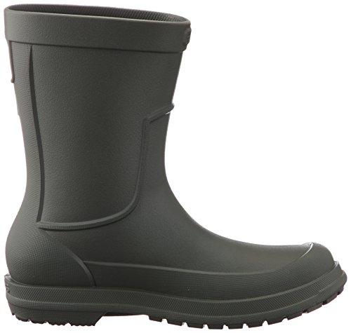 Uomo Boot Rain Olive AllCast Stivali Dusty Men Grigio Gomma Dusty Olive di Crocs qZ0wUB