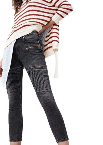 1774b2a2207 free shipping Mango Women s Super Slim-Fit Biker Jeans ...