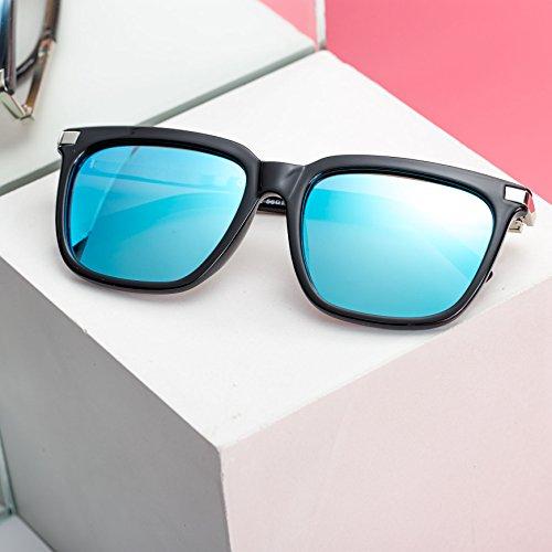 Barbie Lunettes de soleil Femme Fille polarisées à la mode moderne fashion style vintage pratique protection UV 400 cadeau gift blue