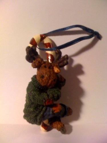 Boyds Bears The Wee Folkstone Collection Minty Mooselcane #25807