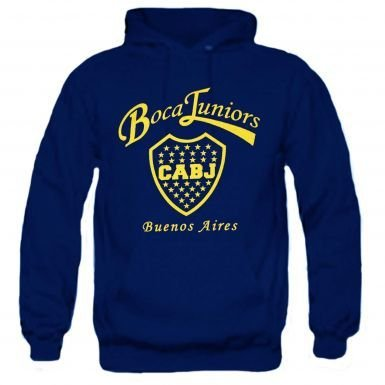 fan products of Boca Juniors Crest Hoodie