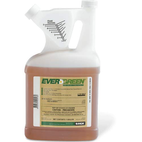 DPD Evergreen Pyrethrum Concentrate - 1 Gallon by Evergreen