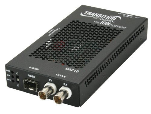 Transition Networks S6210 Media Converter by Transition Networks