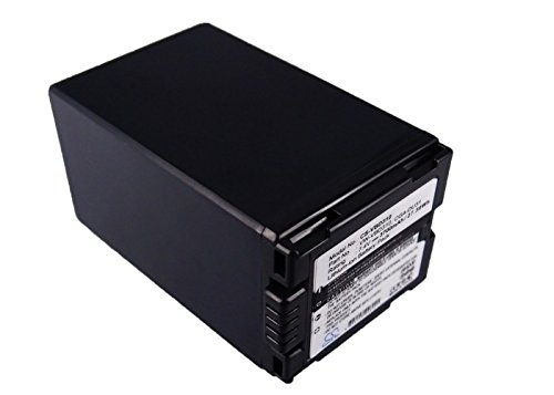 VINTRONS Replacement Battery For PANASONIC NV-GS17EF-S, NV-GS280, ()