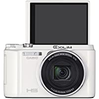 CASIO Digital Camera EXILIM EX-ZR1300WE International Version (No Warranty) Explained Review Image