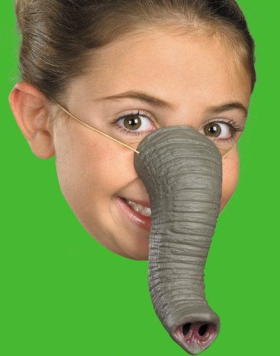 Disguise Costumes Elephant Nose, (Adult Elephant Costumes)