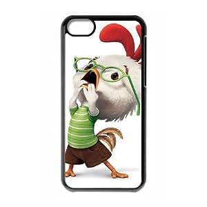 iPhone 5C Phone Case Black Chicken Little Chicken Little CLL3672746