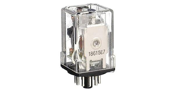 OMRON MK2KP-UA-DC12 Latching Relay,11 Pins,Octal,12VDC