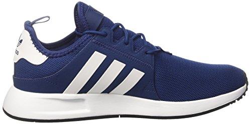 Chaussures Adidas Originals X_plr. Blanc Bleu-marine