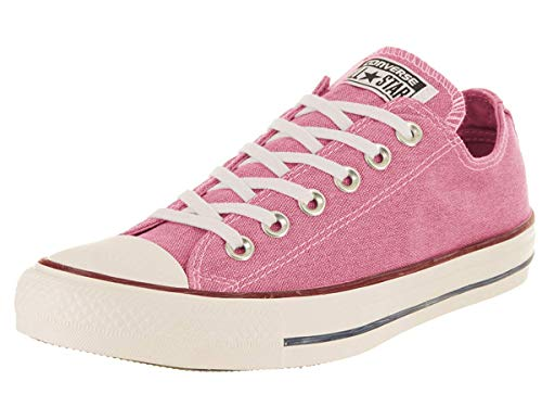 Converse Unisex Chuck Taylor All Star Stonewashed Low Top Light Orchid 159542F (5 Mens/7 Womens)