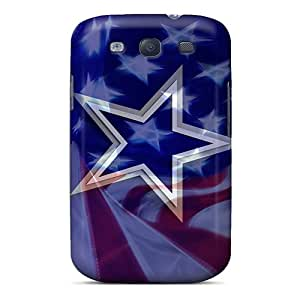 New Fashionable WilliamsGA SWS473IGrQ Cover Case Specially Made For Galaxy S3(dallas Cowboys)