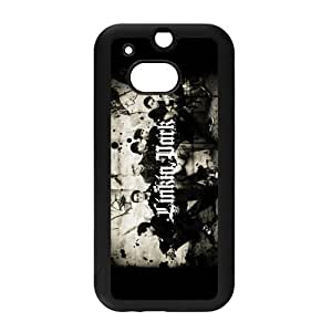 Personalized Custom Tv Show Heavy Metal Rock Band Linkin Park Mike Ideas Printed for Htc One M8 Phone Case Cover (02)