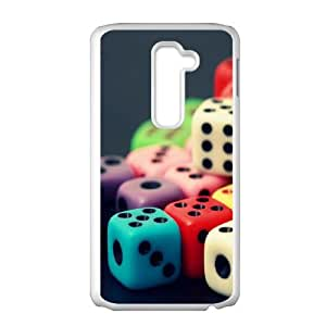 Game Dice LG G2 Cell Phone Case White Present pp001-9534189