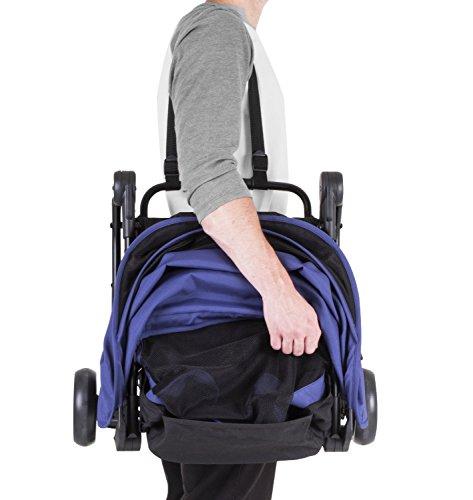 Mountain Buggy Nano V2 Stroller with Bonus Cocoon Carrycot (Black)