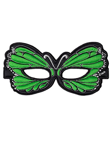 Green Butterfly Mask