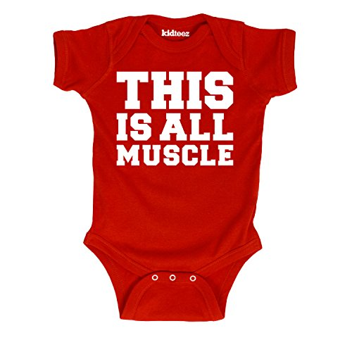 Muscle Bodybuilder Athletic Workout Bodysuit product image