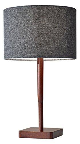 Adesso 4092-15 Ellis Table Lamp, Smart Outlet Compatible, 21