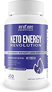 Sweepstakes: Keto Energy Revolution