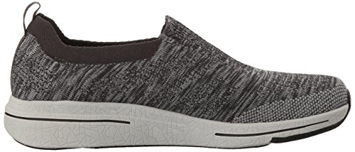 Skechers Sport Mens Burst 2.0 Haviture Slip-on Mocassino Carbone